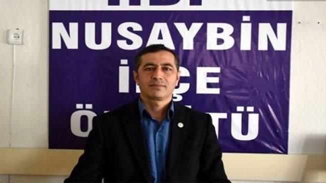 Nusaybin Belediye Eşbaşkanı gözaltına alındı