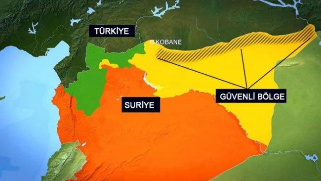 Rojavalı siyasetçi: Üç ülke YPG'siz 'Güvenli Bölge' konusunda anlaştı