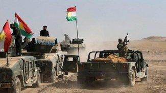 Şengal'de Peşmerge'den IŞİD operasyonu