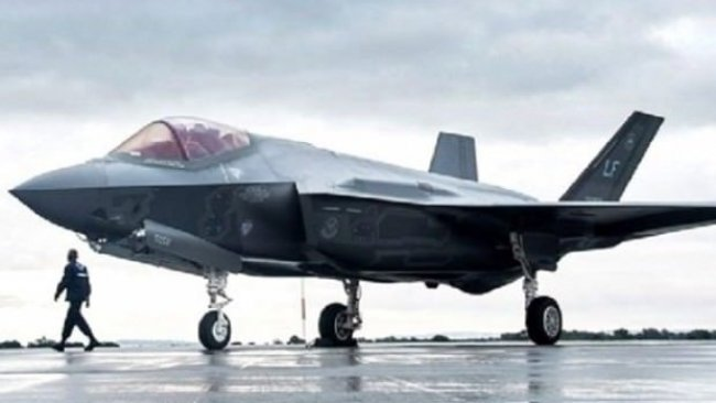 Üretici firmadan F-35'lerle ilgili Türkiye hamlesi