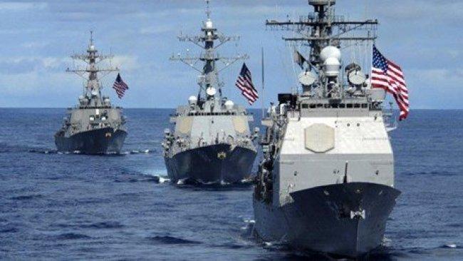 ABD'den İran'a karşı donanma hamlesi!