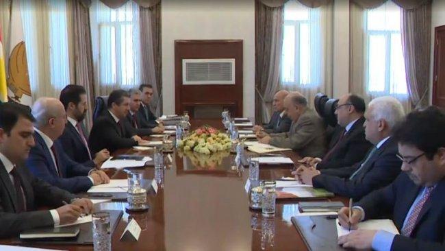 Erbil ve Bağdat hükümetleri anlaşmaya yakın