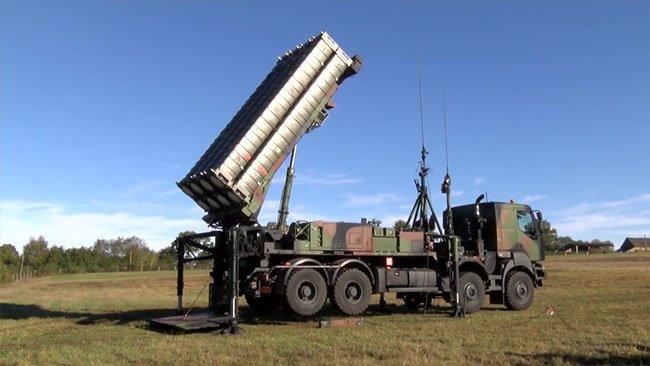 Fransa Türkiye'ye füze savunma sistemi yerleştirecek