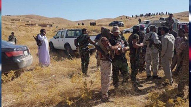 Şengal'de Peşmerge'den IŞİD operasyonu: 8 ölü