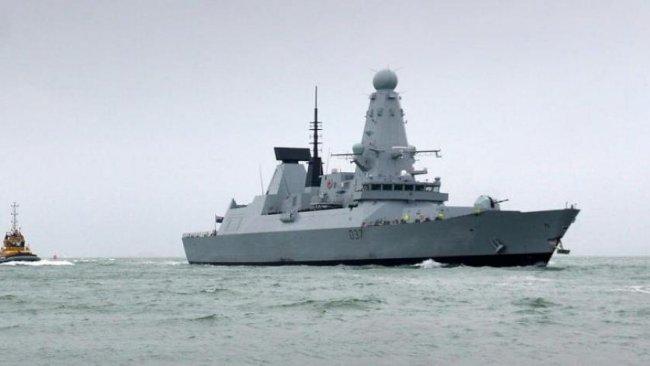 İngiltere'den İran'a karşı donanma önlemi!
