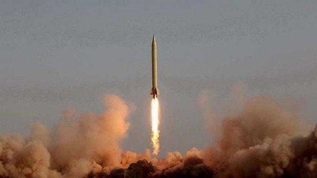 İran'dan füze açıklaması: Normal bir faaliyet