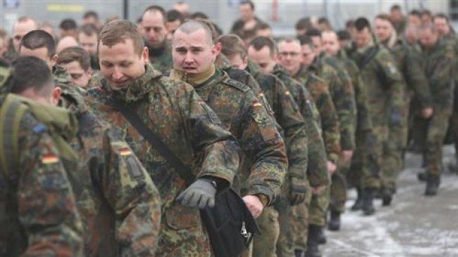 Almanya'ya 'asker gönder' çağrısı