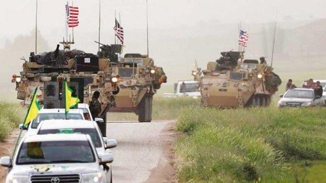 DSG ve Koalisyondan Rojava'da ortak devriye