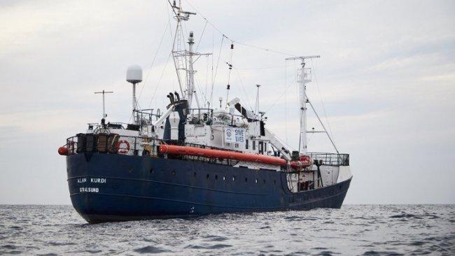 'Alan Kurdi' gemisi yeniden göreve başladı