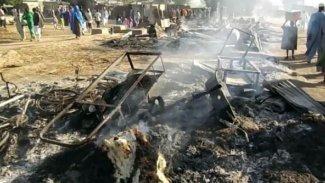Boko Haram'ın cenazede saldırdı. En az 65 kişi öldü