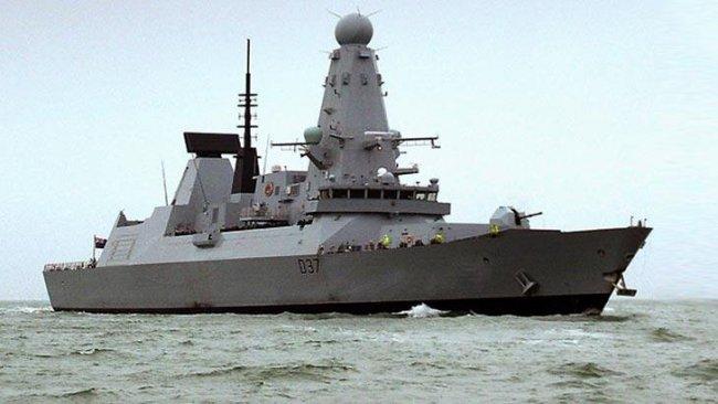 İngiltere'den İran hamlesi! Savaş gemisi Hürmüz Körfezi'nde