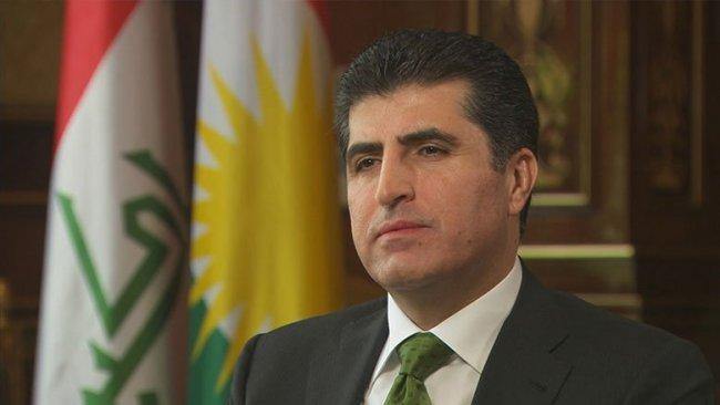 Kürdistan Bölgesi Başkanı'ndan Suudi Kralı'na taziye mesajı