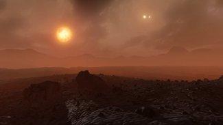 Gökyüzünde üç Güneş'i olan gezegen keşfedildi