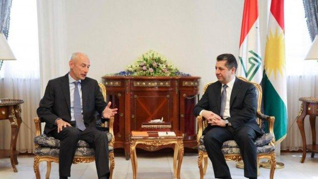 Hollanda'dan Kürdistan Bölgesi Hükümeti ve Peşmerge'ye destek