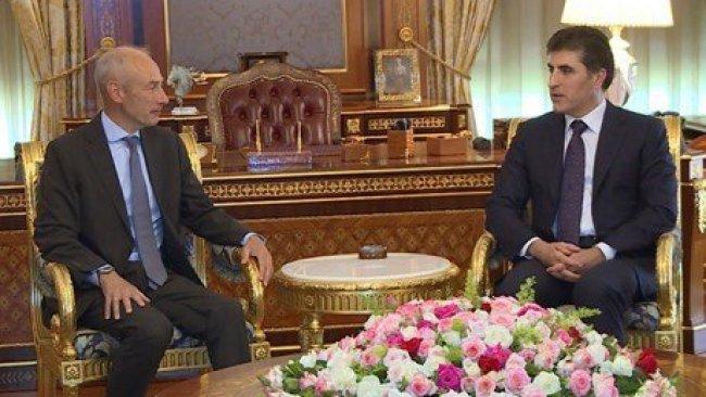 Kürdistan Bölge Başkanı: Irak'ın istikrarı Kürdistan için de büyük önem taşıyor