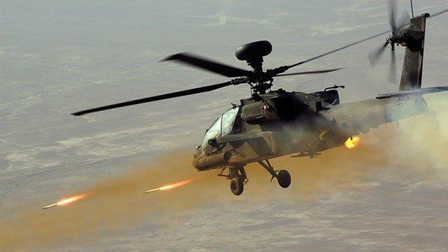 ABD Qamışlo'da Suriye karargahını vurdu
