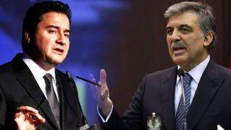 AK Parti'li vekil, Babacan'ın kuracağı partideki 4 kritik ismi açıkladı