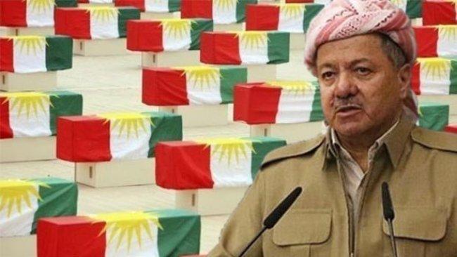 Başkan Barzani: Bugün, milletimizin tarihinde kara bir gün...