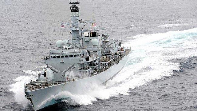 İngiliz komutan: İran kararlılığımızı test etmeye çalışıyor