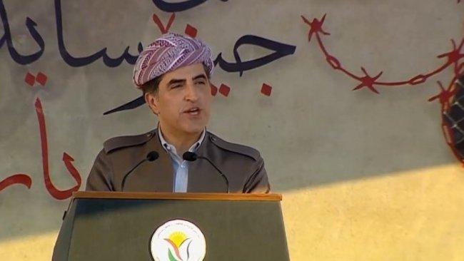 Kürdistan Bölge Başkanı: Gözlerimiz Semave çöllerinde