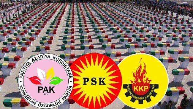 Kürdistani partilerden Enfal'i anma mesajı