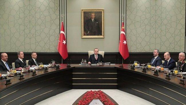 MGK toplantısında INTERPOL'e 'Salih Müslim' tepkisi