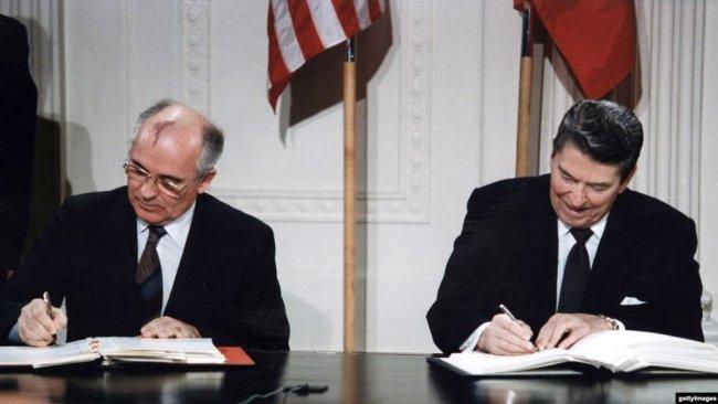 ABD orta menzilli Füze antlaşması'ndan resmen çekildi.. Rusya tepkili!