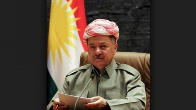 Başkan Barzani'den 3 Ağustos mesajı