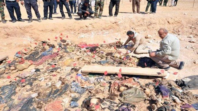 Enfal kurbanlarına ait 171 ceset kalıntısına ulaşıldı