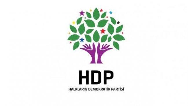 HDP'den 'Ezidi Soykırımı' açıklaması