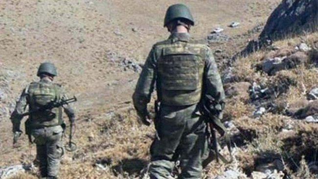 Mardin'de PKK-TSK çatışması