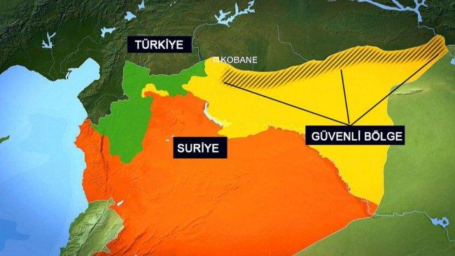 İddia: Uluslararası Koalisyon, Rojava Hava Sahası'nı kapatacak