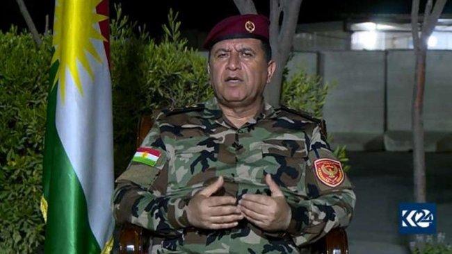 Zerevani Komutanı Aziz Weysi: IŞİD tehlikesi artıyor