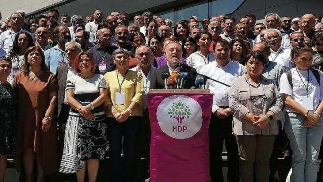 DTK, HDK ve HDP'den Diyarbakır'dan barış çağrısı