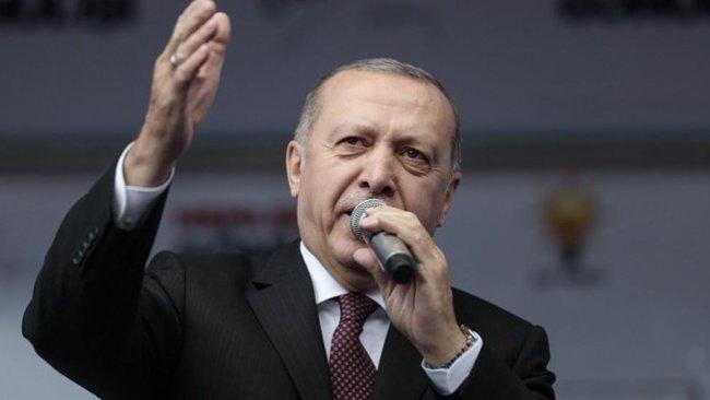Erdoğan'dan operasyon sinyali: Fırat'ın doğusuna gireceğiz