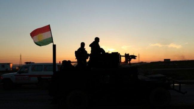 Peşmerge ve asayiş güçleri Germiyan'da ortak operasyon başlattı