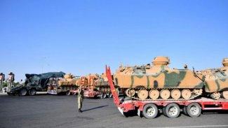 TSK yetkilisi tarih verdi: Türkiye'den Rojava'ya yönelik askeri operasyon...