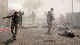 Bağdat'ta patlama...Ölü ve yaralılar var
