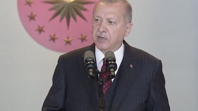 Erdoğan'dan 'Fırat'ın doğusuna operasyon' mesajı