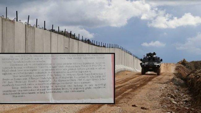 Türkiye'den Suriye sınırına 'seferberlik kararı'