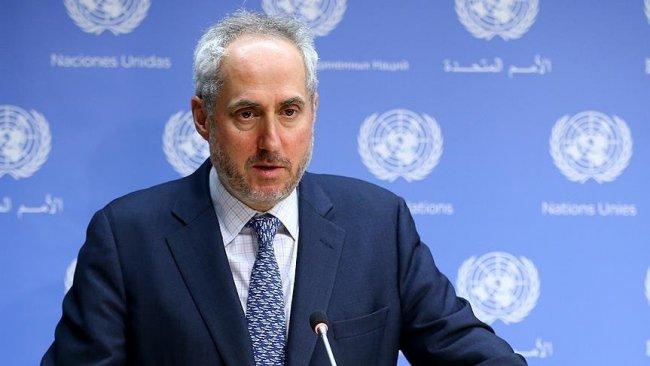 BM'den Suriye açıklaması: Endişe verici
