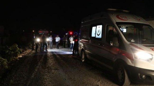 Diyarbakır'da silahlı kavga: 1 ölü, 7 yaralı