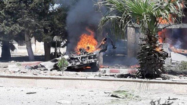 Kamışlo'da patlama: 3 çocuk hayatını kaybetti