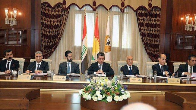 Kürdistan Bakanlar Kurulu toplandı...Gündem: 140'ncı madde ve reformlar