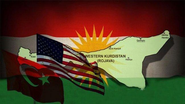 'ABD ve Türkiye'nin Kürtlerle işbirliği hakkında derin ayrılıkları var'