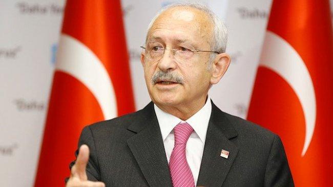 CHP'den Türkiye Konferansı: PYD hariç tüm taraflar davet edilecek