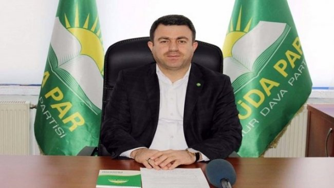HÜDA PAR Genel Başkan Yardımcısı hayatını kaybetti