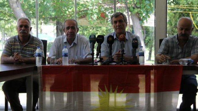 PAK ve PSK'den PYD, ENKS ve PKK'ye çağrı
