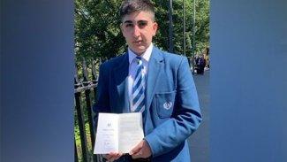 İskoçya genelinde yapılan Lise sınavının birincisi bir Kürt