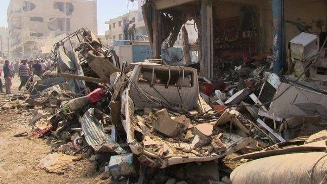 Rojava'da peşi sıra bombalı saldırılar halka ve bölgeye zarar veriyor